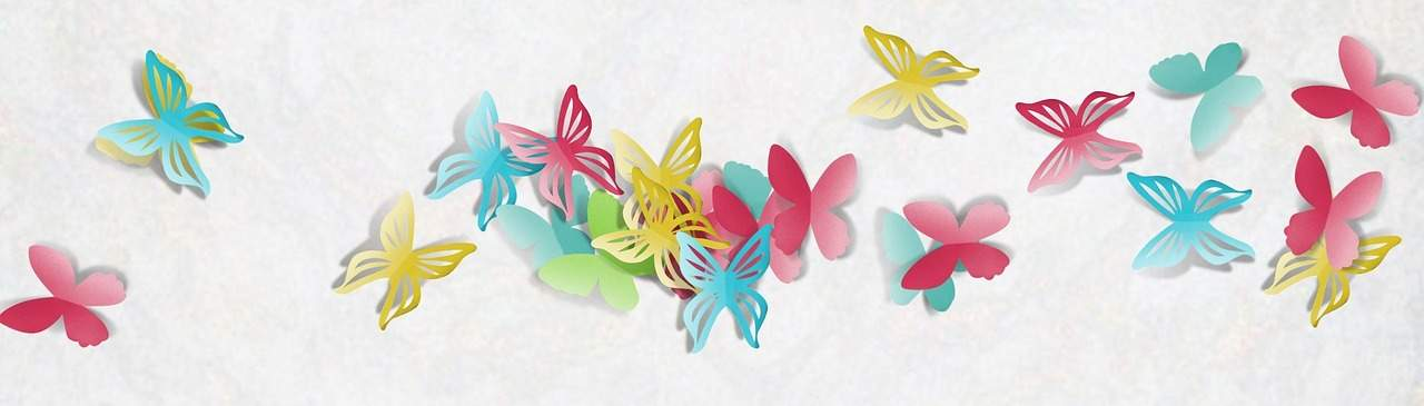 butterfly banner-1018811_1280